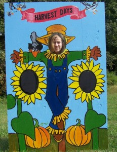 harvest day Scarecrow